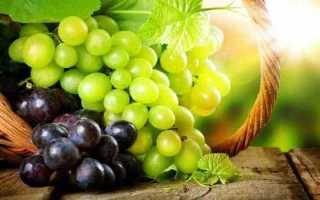Сонник есть виноград черный