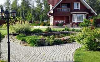 Ландшафтный дизайн Дизайн дачной территории
