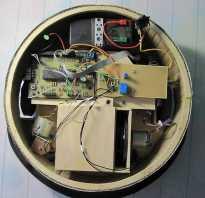 Робот пылесос в домашних условиях