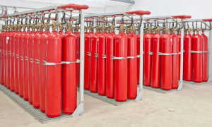 Типовая инструкция по эксплуатации установок газового пожаротушения