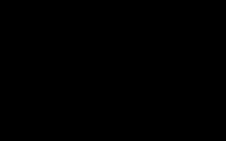 Интерьер спальни с серым ламинатом