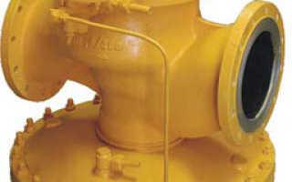 Регулятор давления газа рдук 2н 100 50